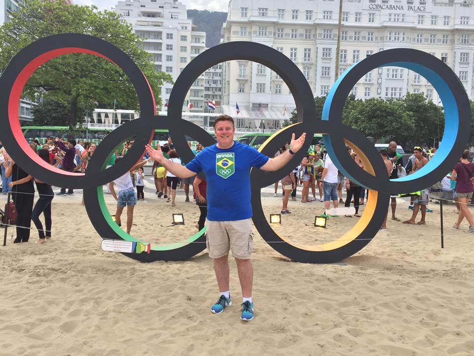 Olympics Rio Beach