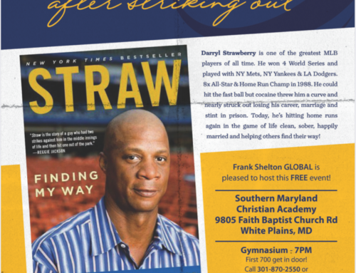 Darryl Strawberry – OVERCOMING OPIOIDS!